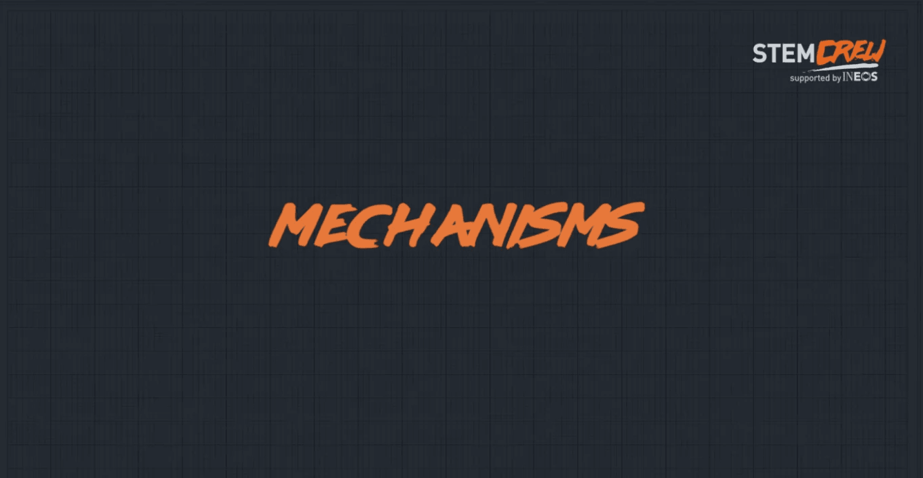 Mechanisms educational course for schools